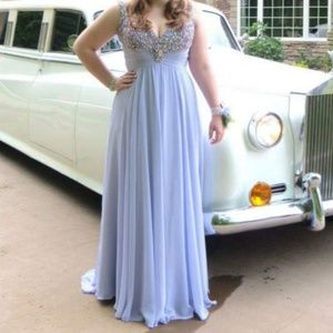Jasz Couture Prom Dress size 18. Taken in to 16